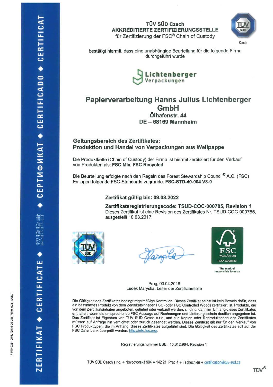 FSC_Zertifikat